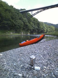 多摩川 お楽しみ中